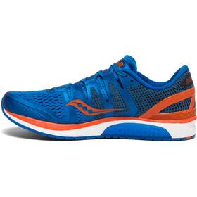 saucony Liberty ISO Shoes Men Blue Orange